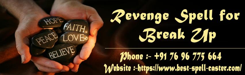Revenge Spell for Break Up