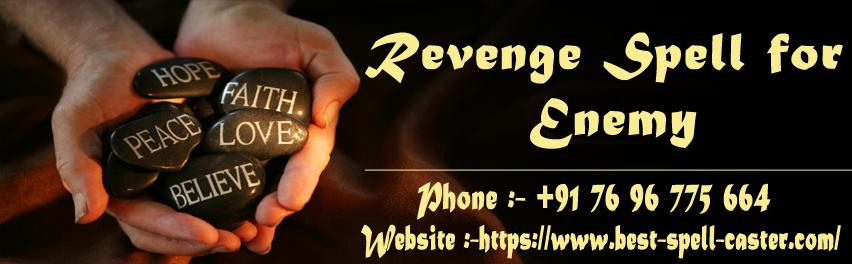 Revenge Spell for Enemy