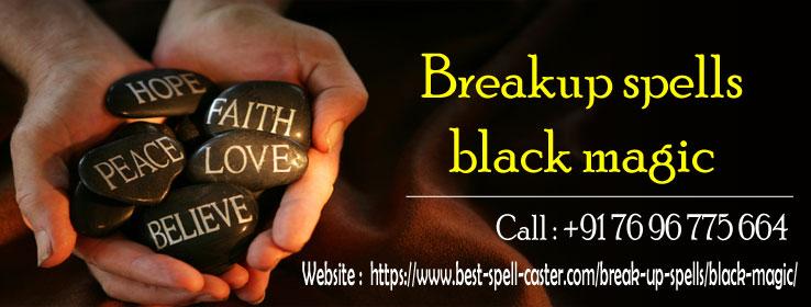 Black Magic Breakup Spells