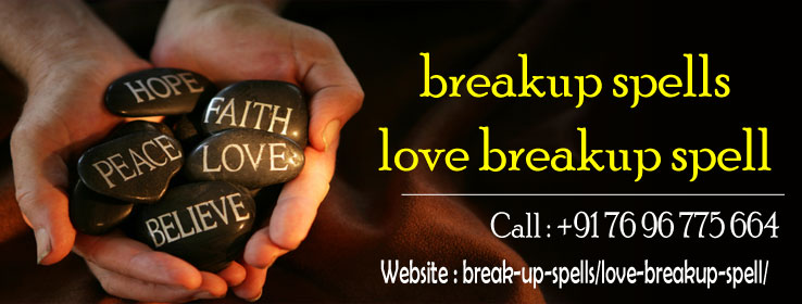 Love Breakup Spell