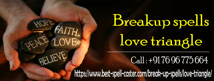Break Up Spell to Resolve a Love Triangle